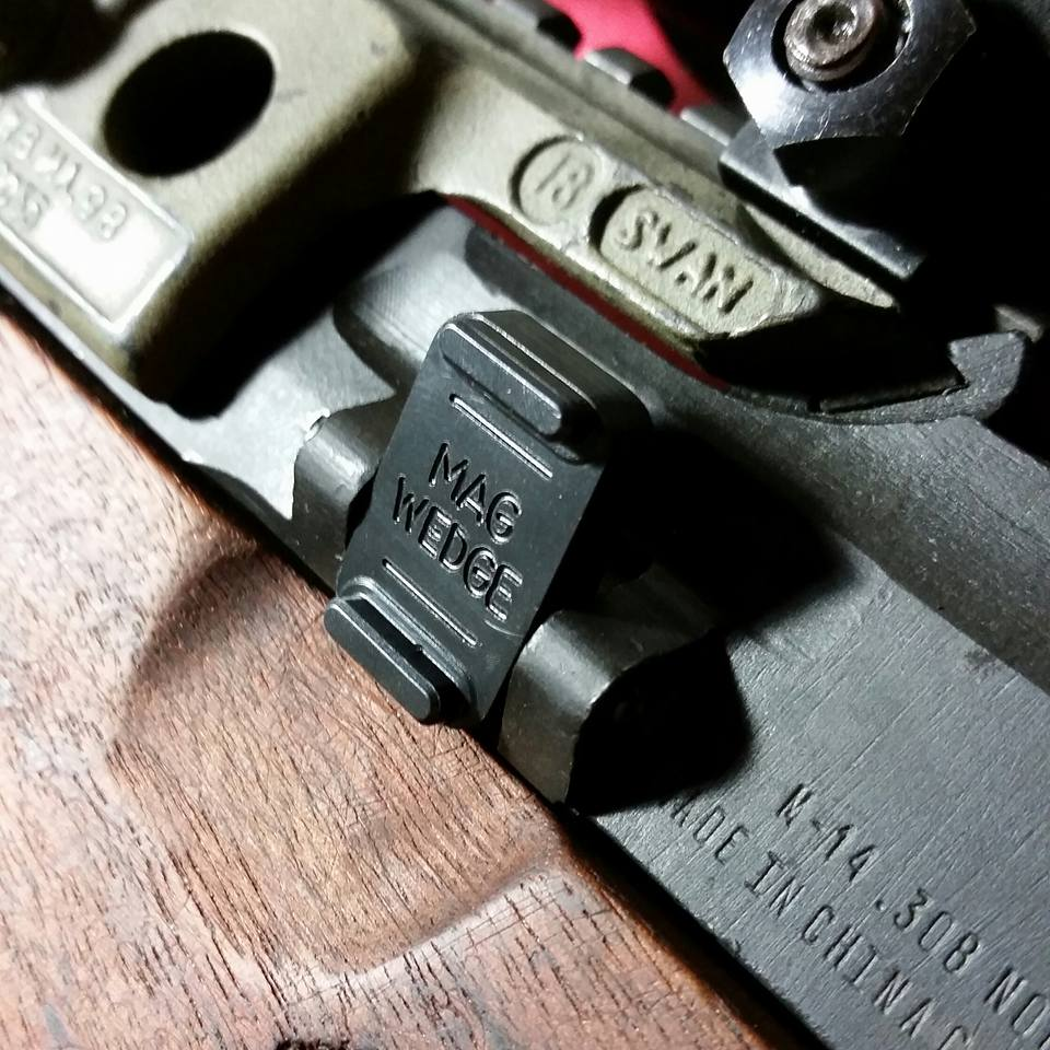 MagWedge M14 Enhanced Bolt Release