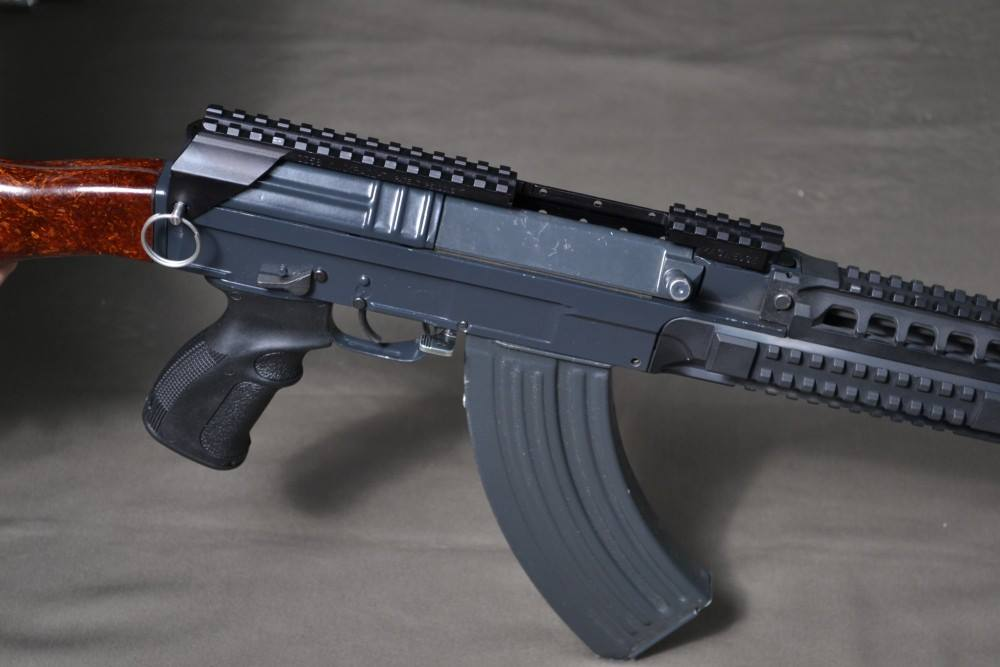 CZ 858 Tactical Rail , Factory Second Special