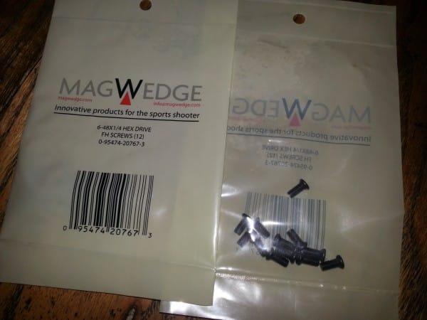 MagWedge 6-48 Thread Screws