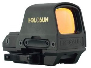 The HS510C Open Reflex Circle Dot Sight