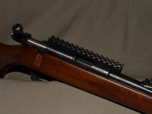 CZ 455 Picatinny Rail (Dovetail Conversion)