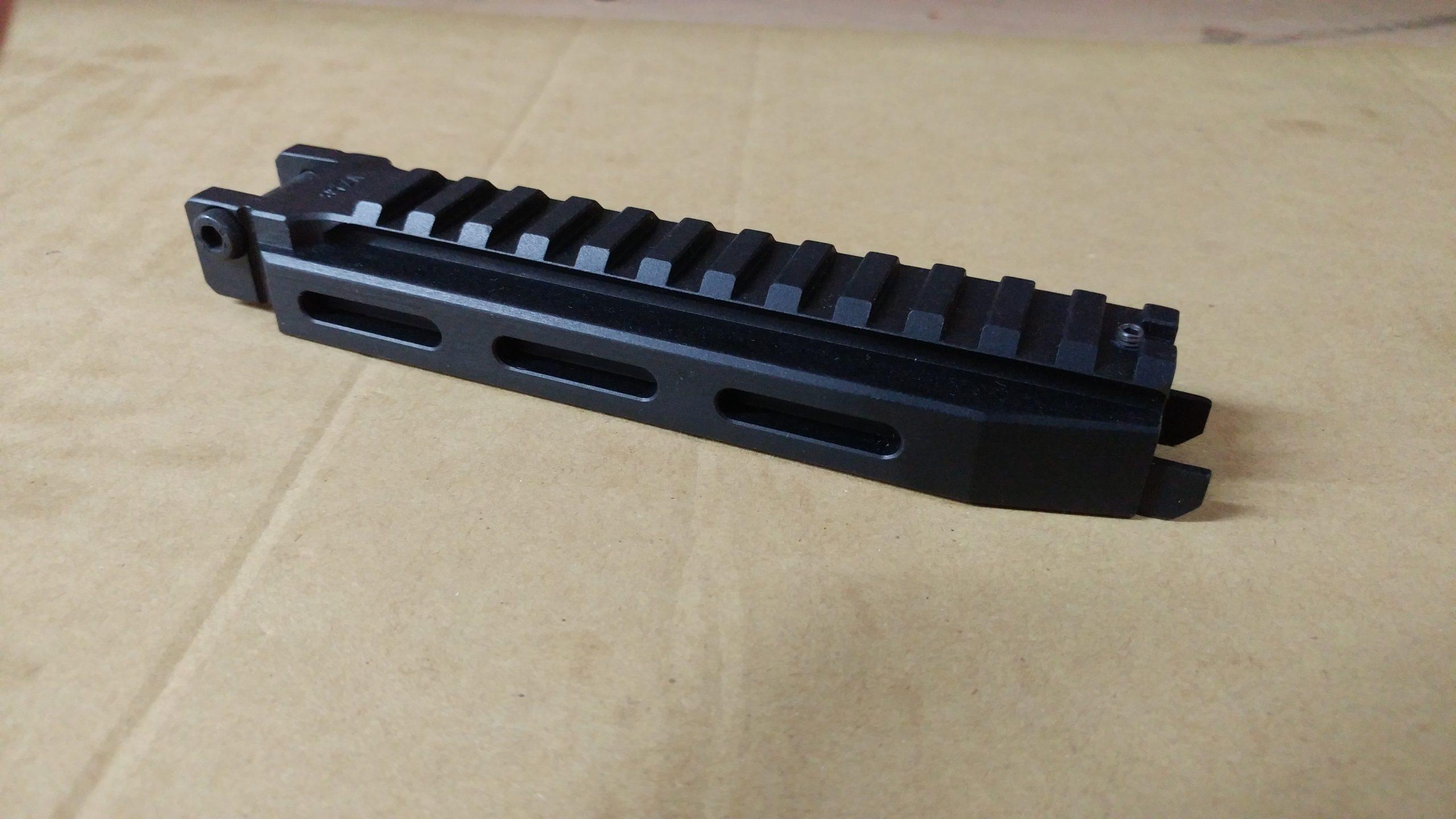 CZ58 Railed Handguard